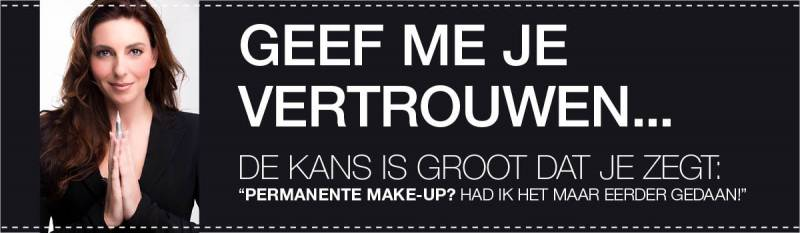 make up permanent haarlem manon