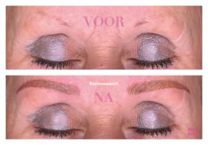 alopecia Permanente make up wenkbrauwen rotterdam alkmaar haarlem