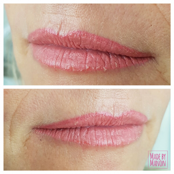 Lippen permanente make up. Beauty Lounge Haarlem