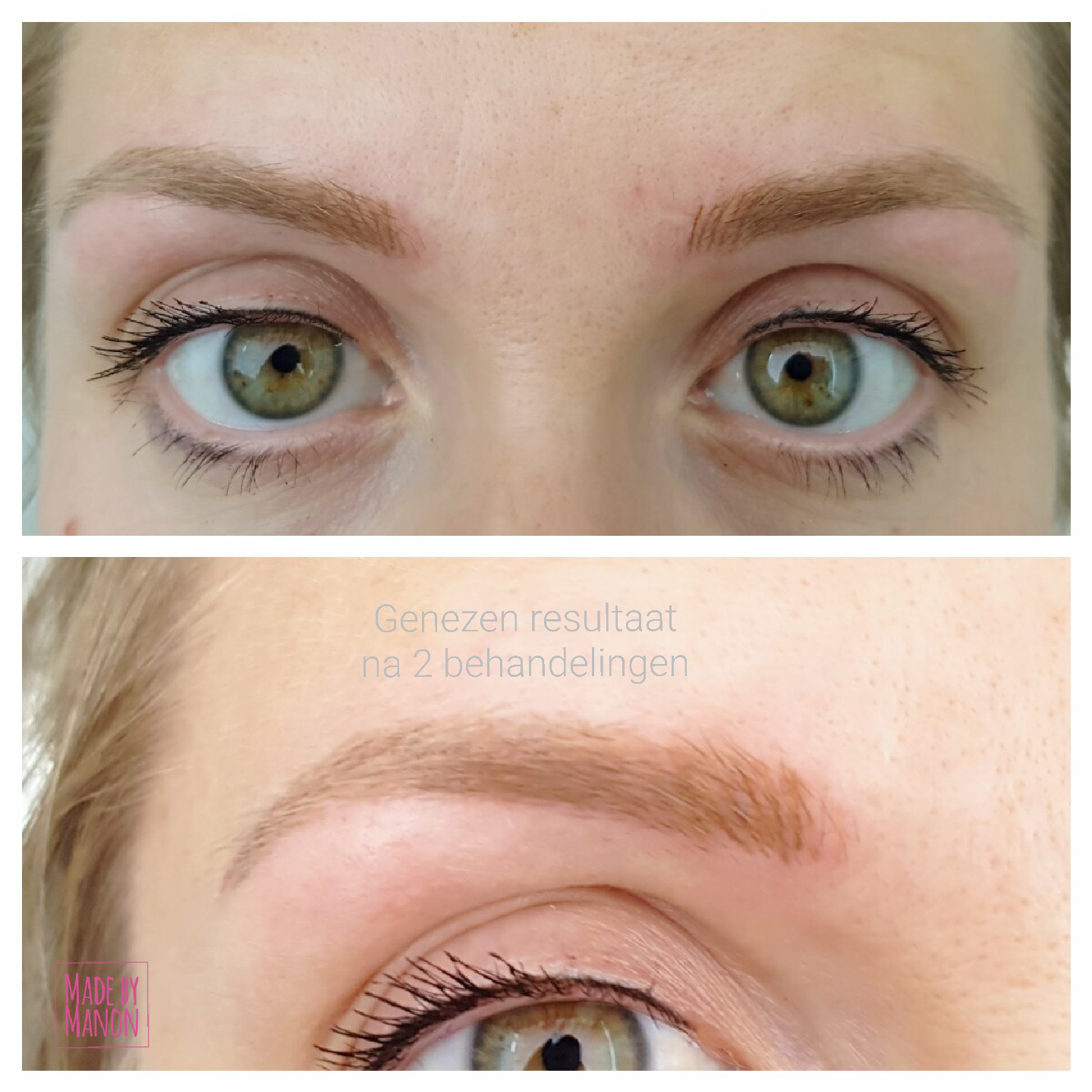permanente make-up haarlem microblading 3d