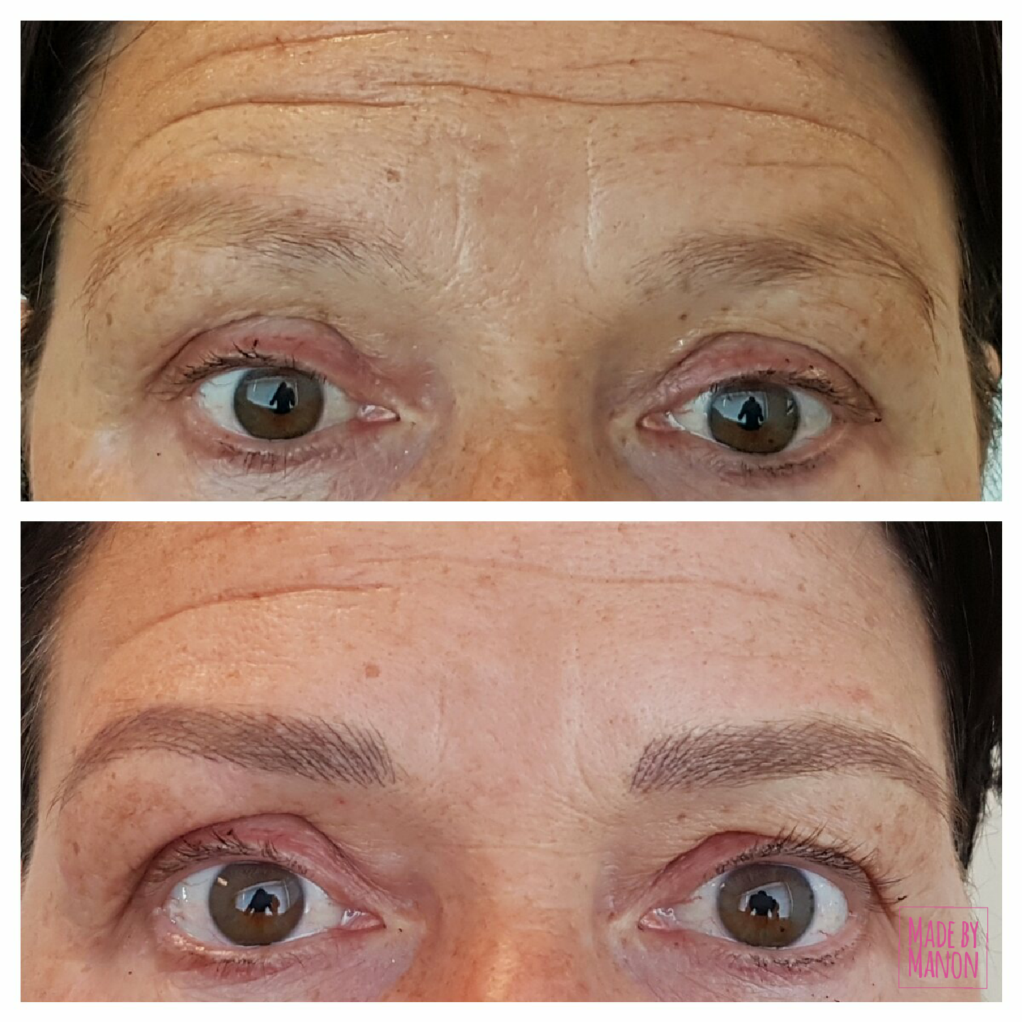 3d hairstrokes microblading permanente wenkbrauw