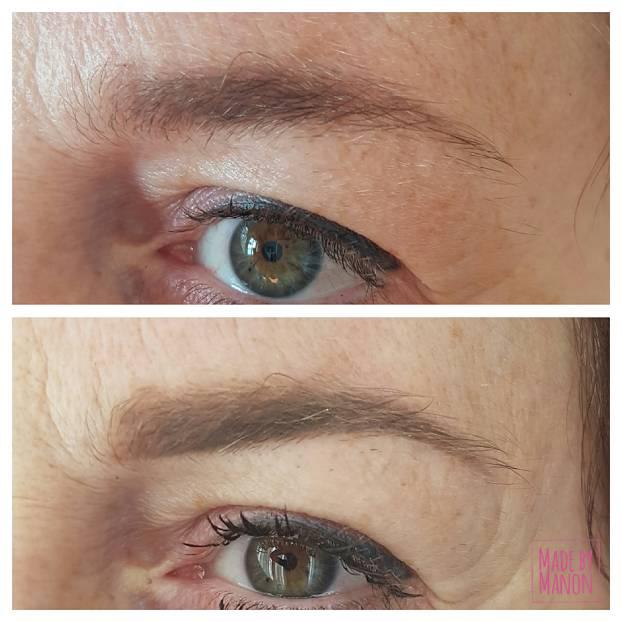 permanente make-up wenkbrauwen blijvend hairstroke utrecht