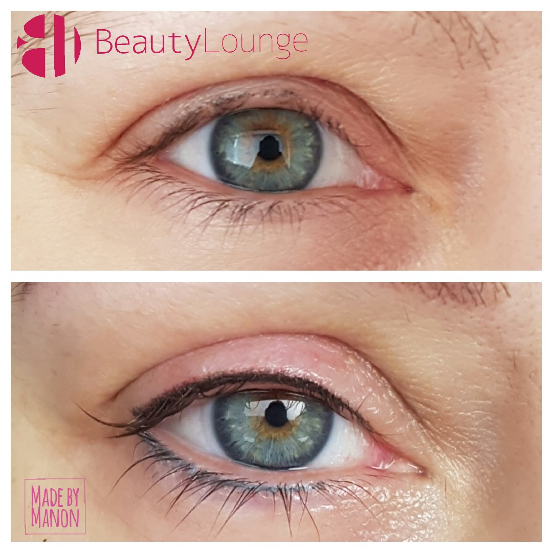 permanente eyeliner make up ogen Haarlem